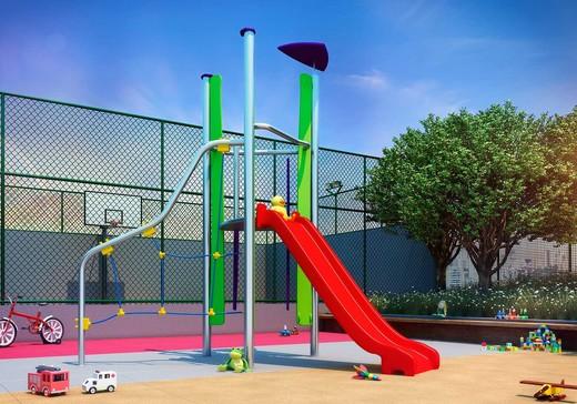 Playground de899 - Fachada - Horizon Alto da Lapa - 75 - 15