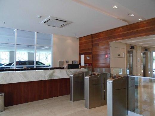 Hall - Fachada - Royal Office Jardins - 411 - 4