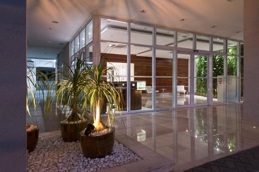 Circulacao - Fachada - Royal Office Jardins - 411 - 6