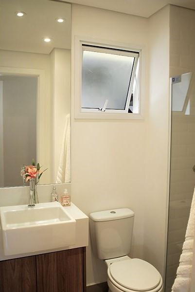 Banheiro - Fachada - Elev Pompeia - 413 - 12
