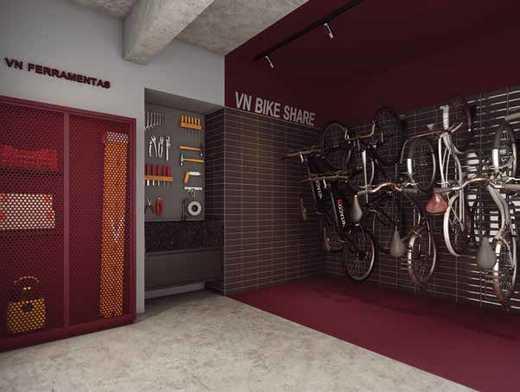 Bicicletario - Fachada - VN Apiacás - 414 - 19