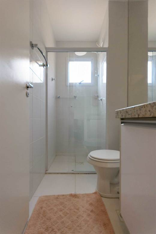 Banheiro - Fachada - Kimiti - 412 - 9