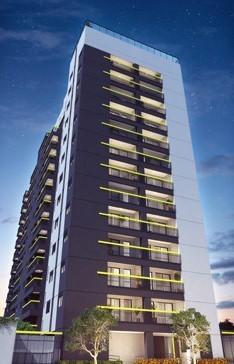 Fachada - Apartamento à venda Avenida Duque de Caxias,Santa Cecília, São Paulo - R$ 802.010 - II-2402-7887 - 1