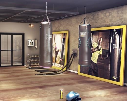Fitness - Apartamento à venda Avenida Duque de Caxias,Santa Cecília, São Paulo - R$ 802.010 - II-2402-7887 - 9