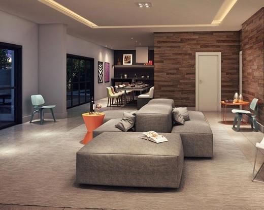 Salao de festas - Apartamento à venda Avenida Duque de Caxias,Santa Cecília, São Paulo - R$ 802.010 - II-2402-7887 - 10