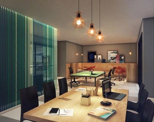 Coworking - Apartamento à venda Avenida Duque de Caxias,Santa Cecília, São Paulo - R$ 802.010 - II-2402-7887 - 11