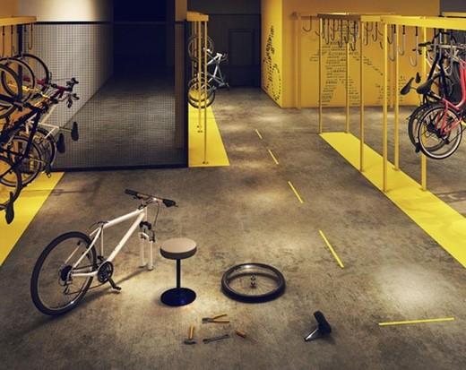 Bicicletario - Apartamento à venda Avenida Duque de Caxias,Santa Cecília, São Paulo - R$ 802.010 - II-2402-7887 - 13