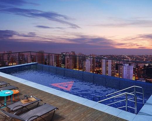Piscina - Apartamento à venda Avenida Duque de Caxias,Santa Cecília, São Paulo - R$ 802.010 - II-2402-7887 - 14