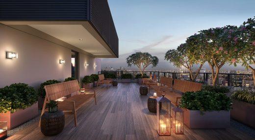 Lounge - Fachada - Urban Vila Mariana Residencial - 82 - 7