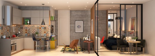 Studio - Fachada - Rebouças 499 Residencial - 86 - 4