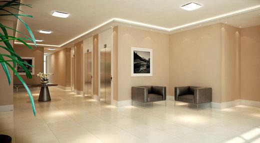 Hall - Apartamento 2 quartos à venda Saúde, São Paulo - R$ 710.134 - II-2447-8011 - 4
