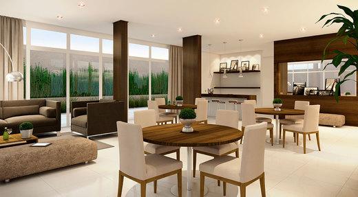 Salao de festas - Apartamento 2 quartos à venda Saúde, São Paulo - R$ 710.134 - II-2447-8011 - 9