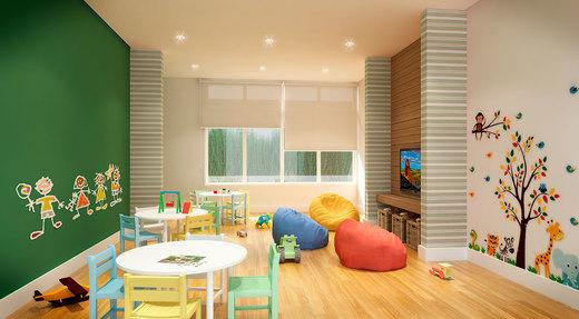 Espaco kids - Apartamento 2 quartos à venda Saúde, São Paulo - R$ 710.134 - II-2447-8011 - 11