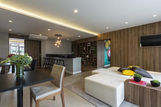 Lounge de festas - Fachada - Viaza 400 Campo Belo - 427 - 5