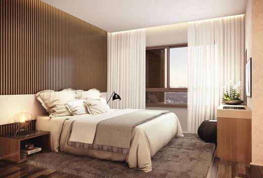 Dormitorio - Apartamento à venda Rua Paulo Franco,Vila Leopoldina, São Paulo - R$ 1.370.628 - II-2477-8089 - 8