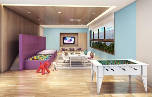 Salao de jogos - Apartamento à venda Rua Paulo Franco,Vila Leopoldina, São Paulo - R$ 1.370.628 - II-2477-8089 - 11