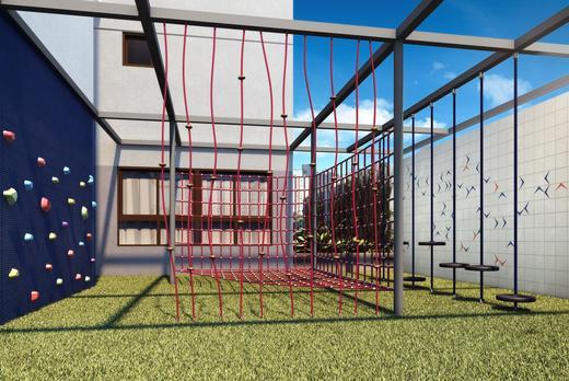 Playground - Apartamento à venda Rua Paulo Franco,Vila Leopoldina, São Paulo - R$ 1.370.628 - II-2477-8089 - 12