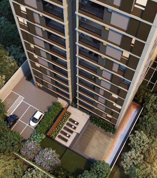 Aerea - Apartamento à venda Rua Paulo Franco,Vila Leopoldina, São Paulo - R$ 1.370.628 - II-2477-8089 - 14