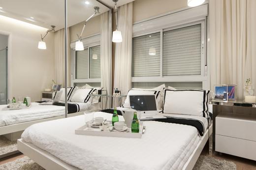 Dormitorio - Fachada - Contemporâneo - 89 - 11