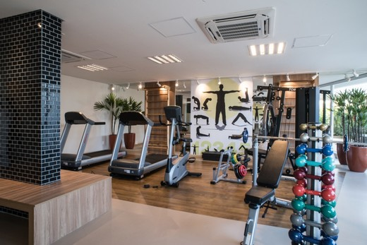 Fitness - Fachada - Contemporâneo - 89 - 13