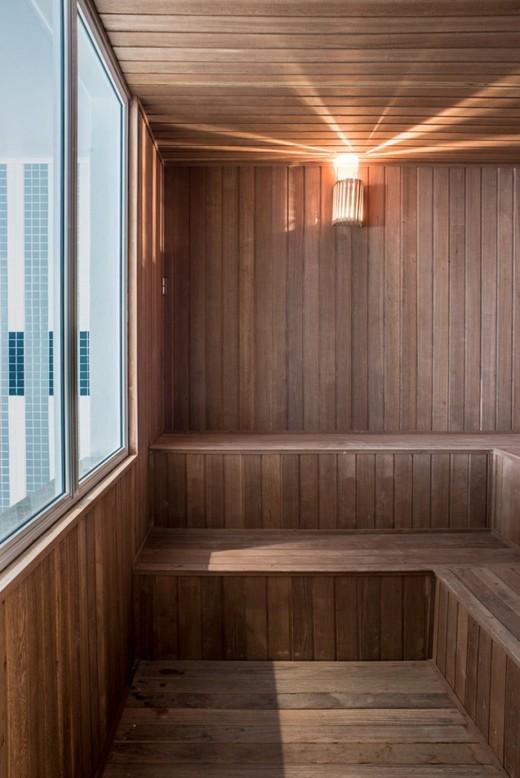 Sauna - Fachada - Contemporâneo - 89 - 16
