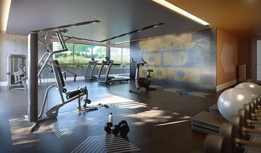 Fitness - Fachada - Raízes do Parque - 90 - 8