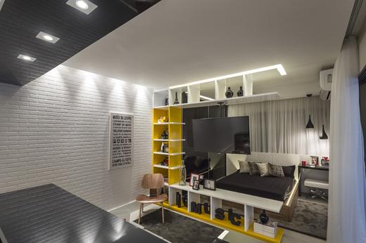 Living - Studio à venda Rua Dionísio da Costa,Vila Mariana, São Paulo - R$ 645.200 - II-2596-8316 - 6