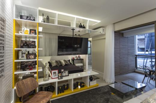 Living - Studio à venda Rua Dionísio da Costa,Vila Mariana, São Paulo - R$ 645.200 - II-2596-8316 - 8