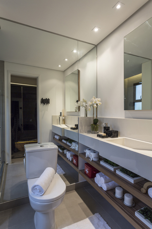 Banheiro - Studio à venda Rua Dionísio da Costa,Vila Mariana, São Paulo - R$ 645.200 - II-2596-8316 - 15