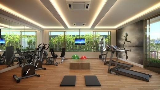 Fitness - Studio à venda Rua Dionísio da Costa,Vila Mariana, São Paulo - R$ 645.200 - II-2596-8316 - 17