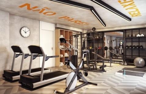 Fitness - Fachada - Viva Benx Nações Unidas - 437 - 5