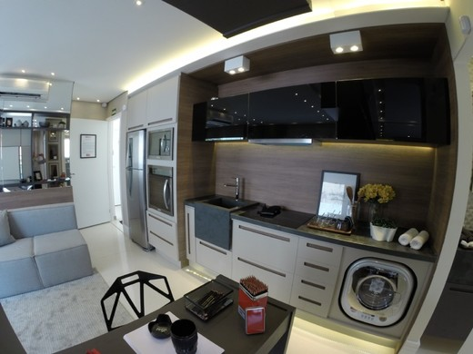 Cozinha - Studio à venda Avenida Nazaré,Ipiranga, São Paulo - R$ 499.000 - II-2642-8431 - 8