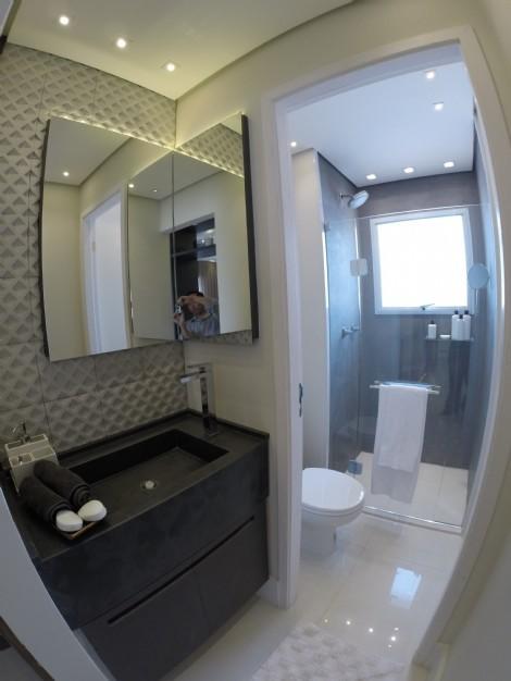 Banheiro - Studio à venda Avenida Nazaré,Ipiranga, São Paulo - R$ 499.000 - II-2642-8431 - 11