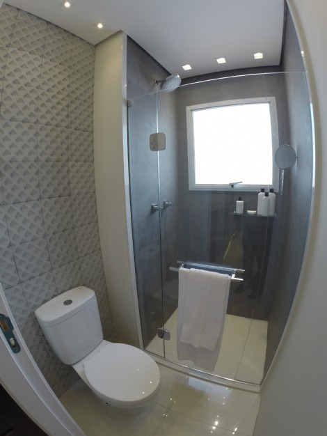 Banheiro - Studio à venda Avenida Nazaré,Ipiranga, São Paulo - R$ 499.000 - II-2642-8431 - 12