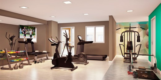 Fitness - Fachada - Point - 442 - 2