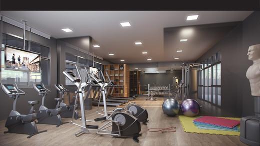 Fitness - Fachada - Edição Jardins - 443 - 11