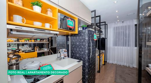 Cozinha - Fachada - Moov Estação Brás - 447 - 7