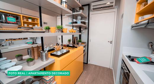 Cozinha - Fachada - Moov Estação Brás - 447 - 8