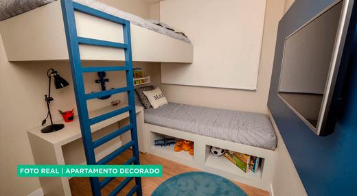 Dormitorio - Fachada - Moov Estação Brás - 447 - 10