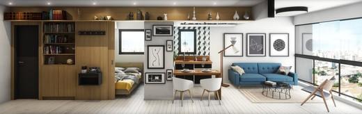 Living - Fachada - Pompéia 349 - 449 - 5