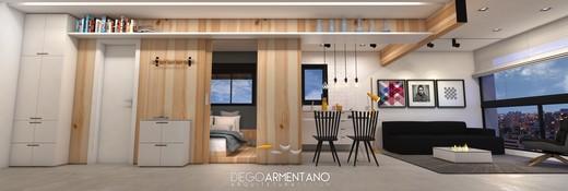 Living - Fachada - Pompéia 349 - 449 - 10