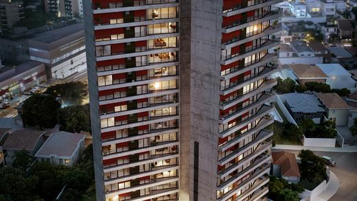 Aerea fachada - Fachada - Bandeira Vila Madalena - 98 - 28