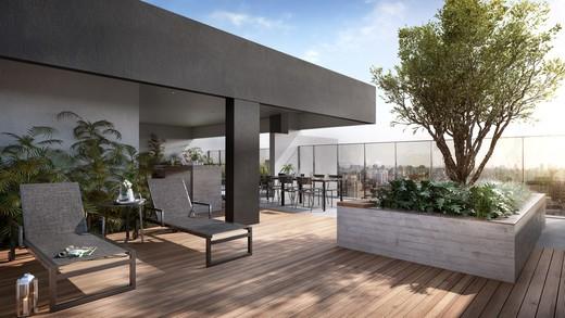 Espaco gourmet - Studio à venda Avenida Iraí,Moema, São Paulo - R$ 709.800 - II-2720-9250 - 11