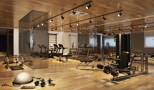 Fitness - Fachada - Ser Vila Madalena - 101 - 11