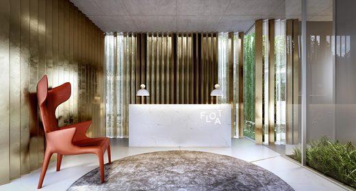 Hall social - Fachada - Float by YOO - 454 - 3