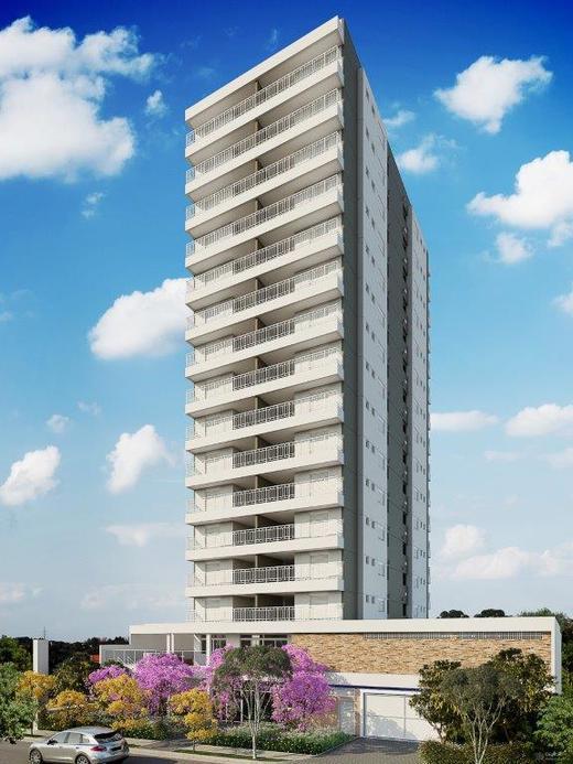 Fachada - Apartamento à venda Rua Mário Schioppa,Saúde, São Paulo - R$ 425.000 - II-2808-8834 - 1