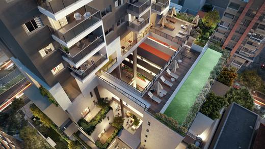 Aerea - Apartamento 1 quarto à venda Pinheiros, São Paulo - R$ 679.700 - II-2812-8846 - 14