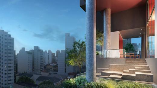 Mirante - Apartamento 1 quarto à venda Pinheiros, São Paulo - R$ 679.700 - II-2812-8846 - 10