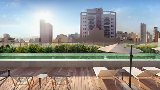 Piscina - Apartamento 1 quarto à venda Pinheiros, São Paulo - R$ 679.700 - II-2812-8846 - 12