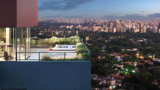 Aerea - Apartamento 1 quarto à venda Pinheiros, São Paulo - R$ 679.700 - II-2812-8846 - 13